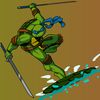 черепашки ниндзя - На серфинге
