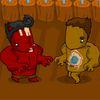битвы - Схватка с красным буйволом