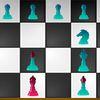 шахматы - Красно-синие шахматы