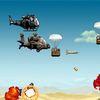 вертолеты - В пустыне