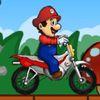 марио - Супер мото Марио