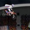 гонки - Трюки мотоциклиста
