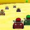 марио - Марио гоняет на картинге