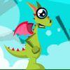динозавры - Дракончик по имени Вик