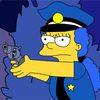 симпсоны - Мардж Симпсон служит в полиции