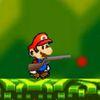 марио - Когда Марио с ружьем
