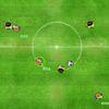 футбол - Футбольный чемпионат. Четверть финала