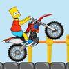 симпсоны - Куда едет Барт?