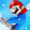 марио - Марио сноуборд