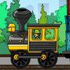 поезда - Игры поезда онлайн