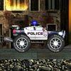 тачки - Полицейская машина