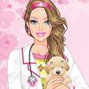 барби - Барби в форме ветеринара