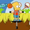 симпсоны - Барт попрыгун
