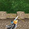рыцари - Лучник в крепости