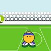 футбол - Отбей мячик головой