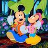 микки - Микки Маус с мини