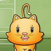 кошки - Котенок сладкоежка