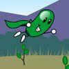 растения - Зеленая фасоль супер герой