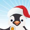 пингвины - Пингвин и рыба