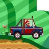 марио - Марио водитель внедорожника