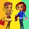 салон красоты - Подружки у стилиста