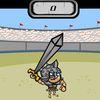 битвы - Гладиатор на арене