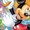микки - Микки Маус и пять отличий