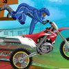 джипы - Трюки на мотоцикле