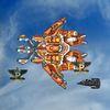 самолеты - Отчаянные короли небес
