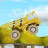 грузовики - Огромный строительный грузовик