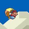 марио - Марио супер парашютист