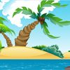 развивающие - Декор морского пляжа