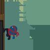 ниндзя - Ниндзя бежит по стене