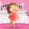 комнаты - Розовая комната крошки