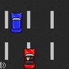 гонки - Красный кабриолет в пути