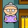 развивающие - Опытная библиотекарша в поисках книги