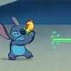 лило и стич - Лазерная пушка