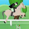 про лошадей - Занятия на ипподроме