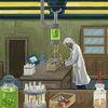 бродилки - В секретной лаборатории