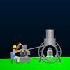 леталки - Запуск ручной ракеты