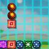 игра тетрис - Веселые цветные камешки