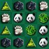 панда - Головоломка с пандой