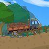 грузовики - Непростой рейс с каменоломни