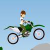 бен 10 - Прогулка верхом на мотоцикле