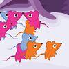 для малышей - Кот из дома – мыши в пляс