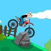 На мотоциклах - Моряк Папай на мотоцикле