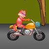 На мотоциклах - Звериный мотобайк