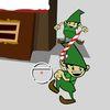новый год - Эльфы атакуют
