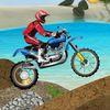 На мотоциклах - Рискованная мотогонка