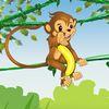 про животных - Накорми обезьянку